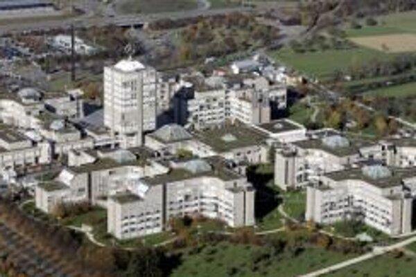Centrála bývalej automobilky DaimlerChrysler v nemeckom Stuttgarte.