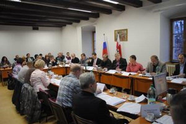 Levočskí poslanci, podobne ako ich kolegovia z iných spišských miest, si na odmeny siahnuť nedali.