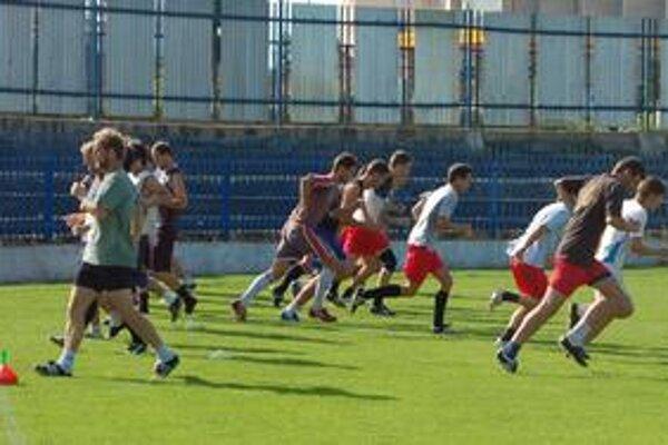 Príprava. Menoslov hráčov, ktorí budú hrať za Spišskú Novú Ves v novom ročníku, je už jasný a celý káder sa pripravuje na novú sezónu.