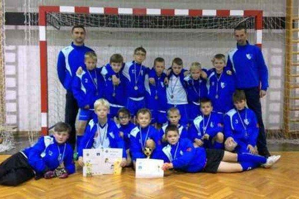 Talenty FK Poprad. Mladý kolektív z FK Poprad si aj z Košíc priviezol ocenenie.