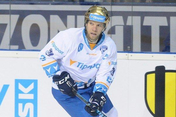 Ľubomír Bartečko si nedávno zahral aj v zápase hviezd extraligy.
