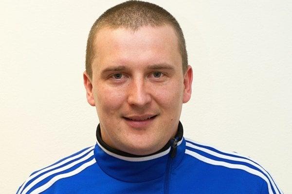 Martin Pohlod. Manažér mládeže FK Poprad.