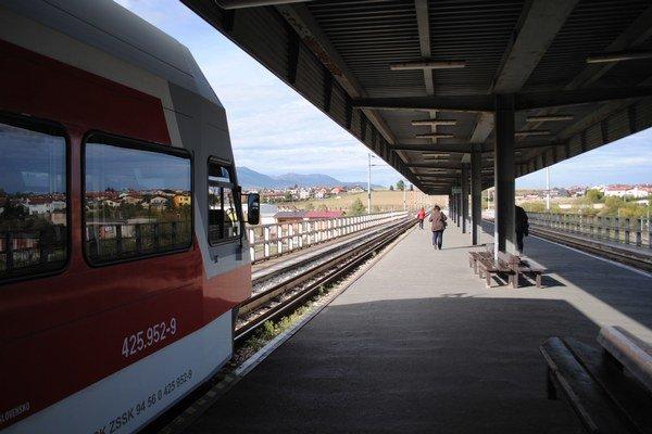 Železnice zavedú častejšie spoje TEŽ z Popradu do Tatier.