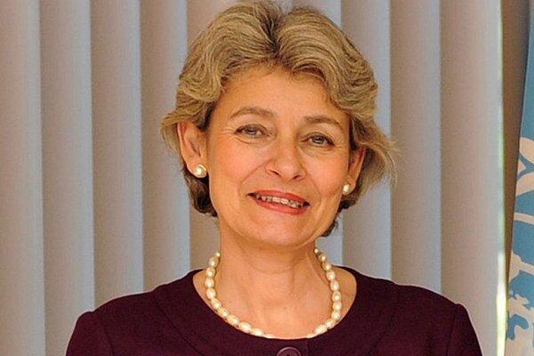 Irina Bokovová, bulharská kandidátka, navštívila na jar Slovensko.