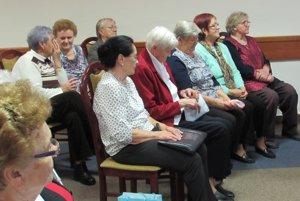 Slávnosť bola venovaná aktívnym ženám z Opatoviec nad Nitrou.