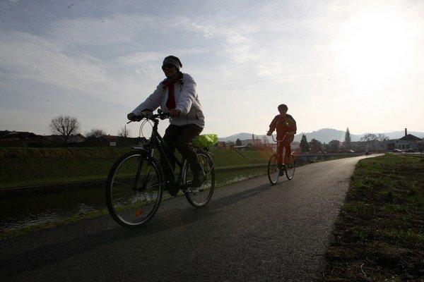 V Poprade boli najrýchlejší cyklisti.
