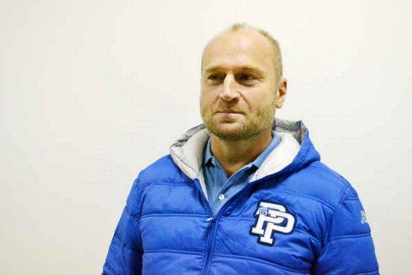 Juraj Halaj. Nový asistent trénera HK Poprad.