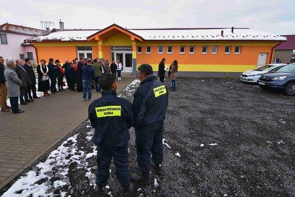 Nové komunitné centrum pribudlo aj vo Veľkej Lomnici.