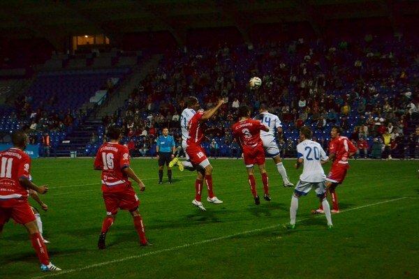 Otočili výsledok. Poprad vyhral nad Lokomotívou Košice 3:1, hoci prehrával.