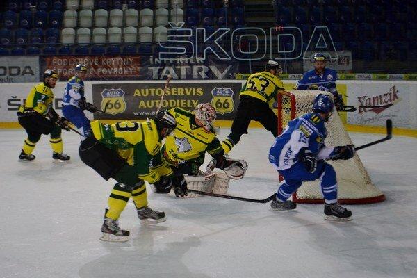 Takto načal hetrik. Paločko strieľa svoj prvý včerajší gól.