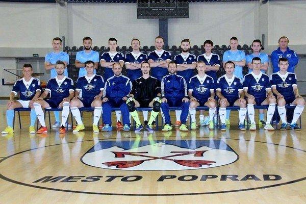 FC K_CORP Poprad. V Open lige má vysoké ambície.