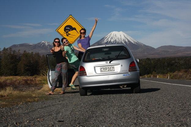 Štyri dievčatá z cestovateľskej zoznamky precestovali 10 krajín.