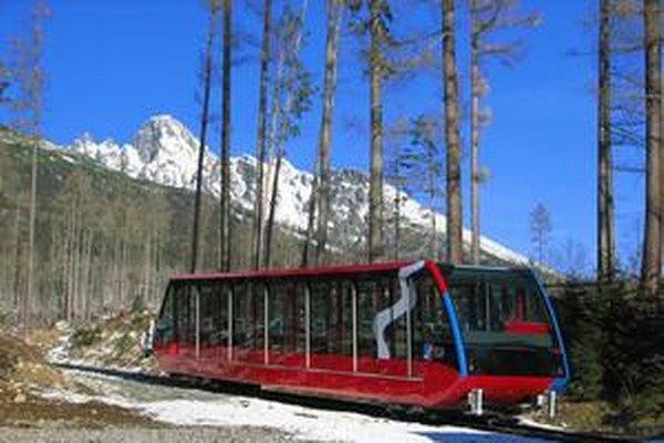 V rámci Tatranskej integrovanej dopravy plánujú využiť aj tatranské železnice.