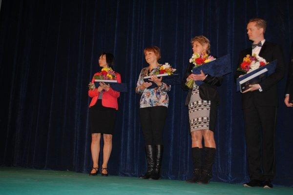Ocenení učitelia. Nominácie prišli od riaditeľov škôl.