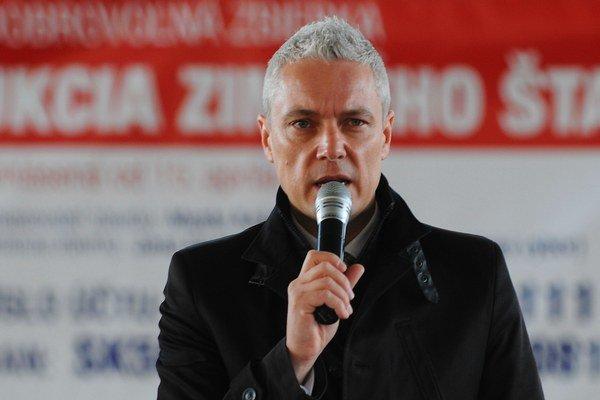 Primátor Kežmarku.