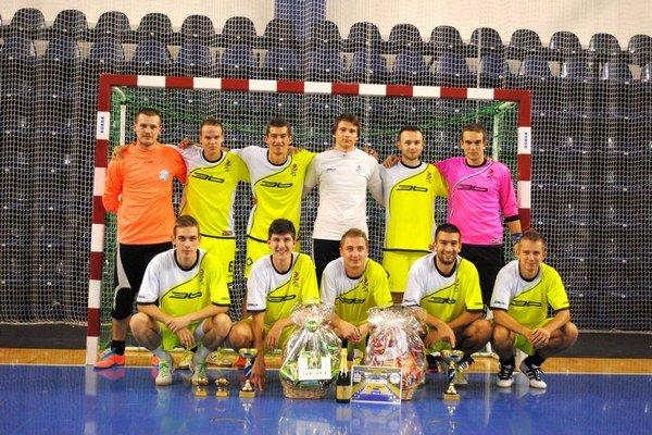 Futsalisti Slovanetu Prešov. Pod Tatrami víťazstvom potvrdili svoju kvalitu.