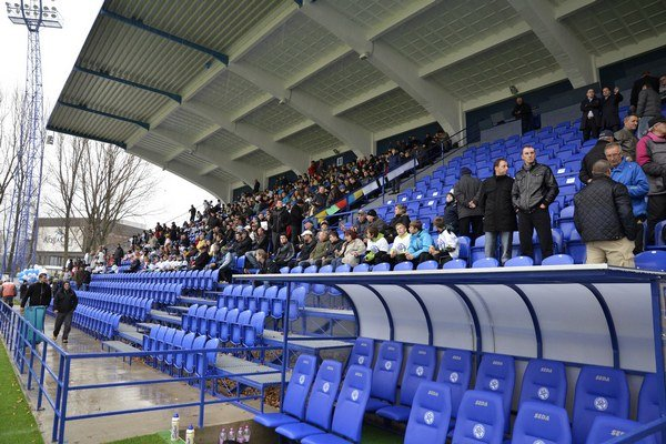 Nový štadión NTC sa stane dočasným domovom Prešovčanov.
