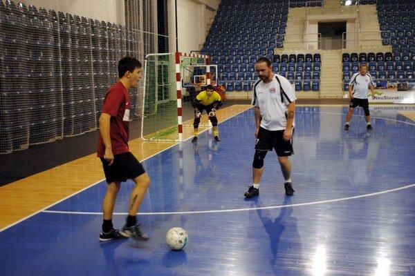 Union Poprad potvrdil kvalitu. Minuloročný víťaz ligy Futsal Východ si schuti zastrieľal.