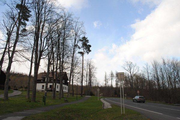 Tichý kút Tatranskej Lomnice. Zmeniť ho má nová investícia TMR.