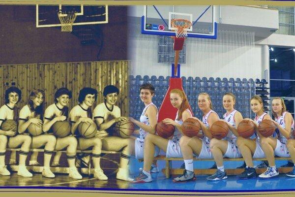 Galavečer. Popradský ženský basketbal oslavuje jubileum.