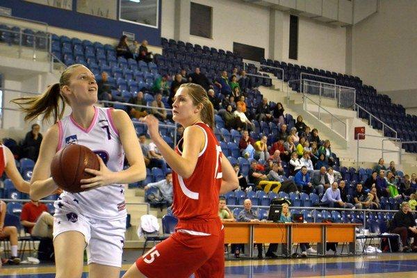Doma neuspeli. BAM Poprad prehral s Banskou Bystricou oba zápasy.
