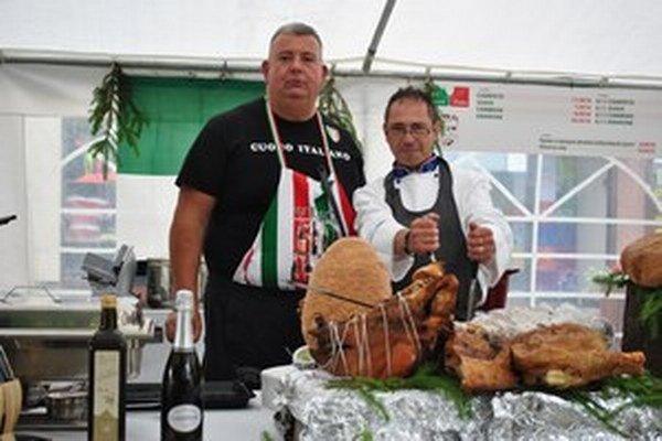 Festival Viva Italia prilákal do mesta množstvo ľudí.