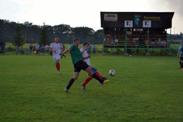 Víťazstvo nováčika. Hôrka prehrala doma s Hozelcom 0:2.