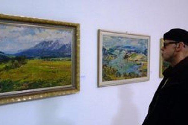 Dobošove diela. Maľoval aj vidiek.