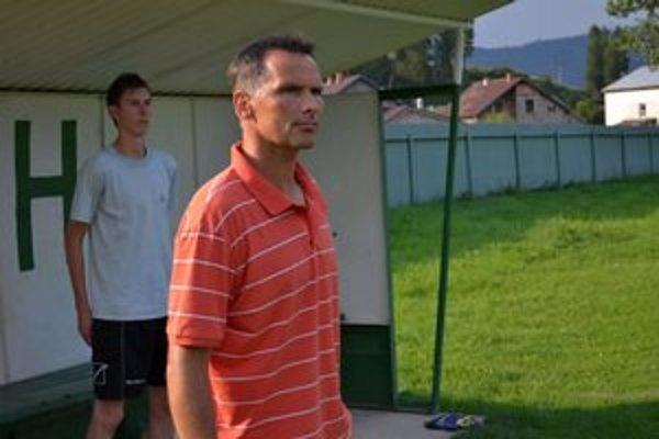 Pavol Kubičko. V Spišskom Bystrom pracuje s mladými hráčmi.