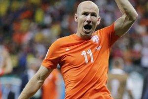 Arjen Robben (Holandsko)