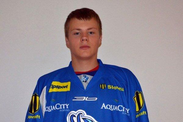 Dávid Gríger nechýba v nominácii slovenskej reprezentácie.