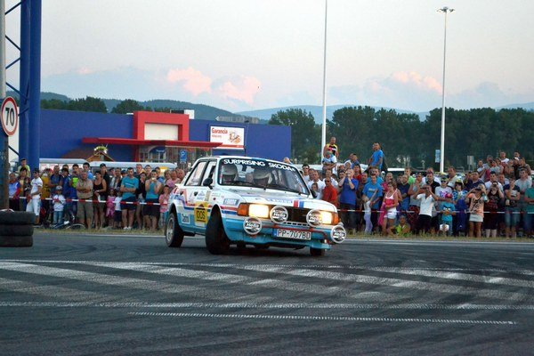 Legenda sa vracia. Rallye Tatry chce rok čo rok napredovať.