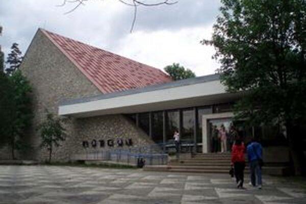 Budova Múzea TANAP-u.