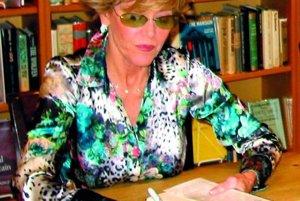 Jane Fonda - verná blúzkam