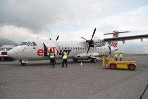 Do Popradu začala lietať poľská spoločnosť Eurolot.
