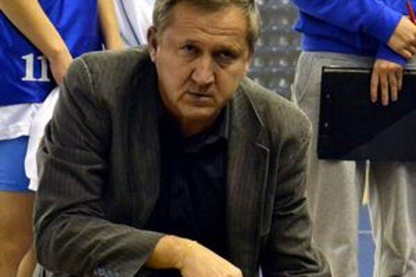 Ján Krajňák. Tréner Popradu berie turnaj ako dobrú prípravu.