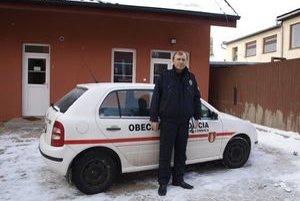 Emil Švorc. Náčelník obecnej polície vo Veľkej Lomnici.