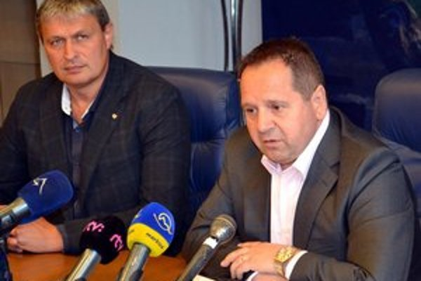 KHL sa v Poprade hrať nebude. V piatok to potvrdili Anton Danko i Tibor Turan.