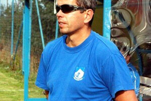 Marián Wikarski. Spišskej Belej pomohol k postupu do vyššej súťaže.