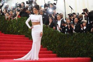 Barbadoská speváčka Rihanna.