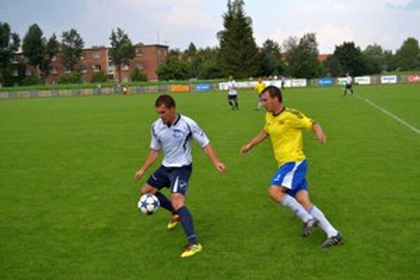 Futbalisti Svitu po dramatickom priebehu remizovali so Stropkovom 3:3.