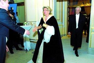 Na plese v opere, 2009.