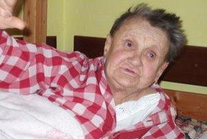 Júlia Wawrinková. Z tejto 75-ročnej babičky bez domova sa stala milionárka.
