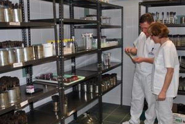 Miesto týždňov dni. Za posledné roky sa značne zrýchlilo laboratórne zisťovanie TBC. Šetrí to pacientov aj peniaze v zdravotníctve.