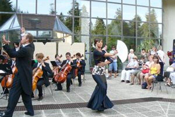 """""""Fiesta"""" príde do Tatier. Aj tento rok v Tatranskej Kotline na festivale mládežníckych orchestrov vystúpia temperamentní Španieli."""
