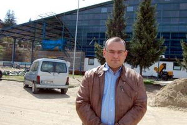 Peter Beck. Developer určil Slovenskému deaflympijskému výboru termín, do ktorého musí preukázať finančné krytie projektu.