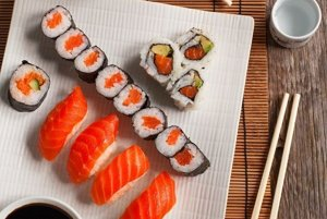 SushiIlustračná fotografia