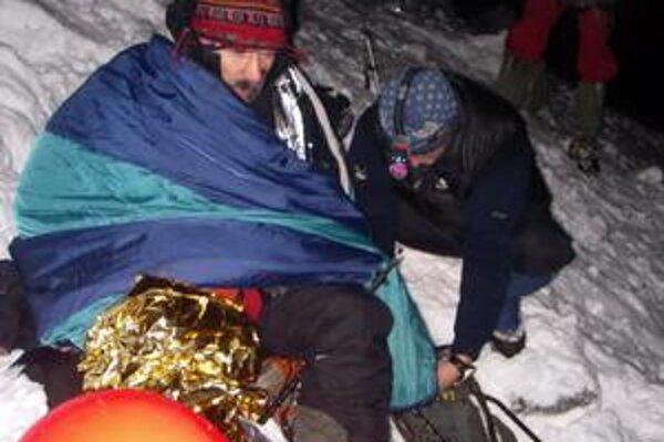 Zsolt Eröss prešiel najvyššie hory sveta. Nohy mu zobrali menšie Tatry.