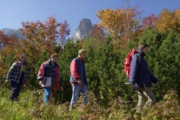 Lesy v Doline Zeleného plesa budú v správe Kežmarku.