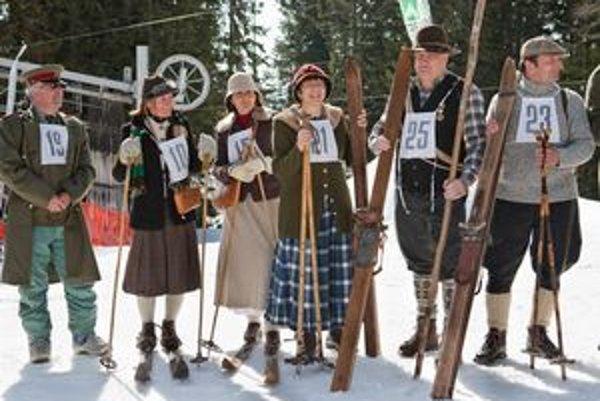 Nadšenci lyžiarskej histórie organizujú v Tatrách pravidelne nostalgické jazdy. Teraz by mali stáť aj za vznikom lyžiarskeho múzea.